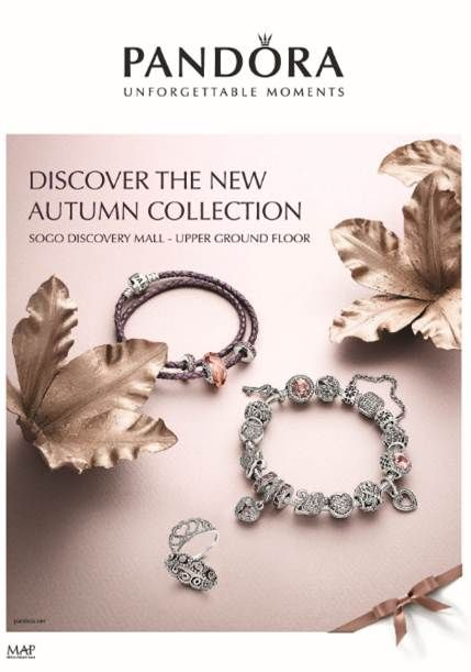 "Embrace the magical universe from PANDORA New Autumn Collection! "" Bali World Premier Beach Mall "" Discovery Shopping Mall, Jl. Kartika Plaza, Kuta 80361 Phone   : 0361 755522 Website : www.discoveryshoppingmall.com https://twitter.com/DISCOVERY_Bali http://pinterest.com/dsmbali http://instagram.com/dsmbali http://www.facebook.com/pages/discovery-shopping-mall/ http://www.tripadvisor.co.id/Attraction_Review-g297697-d1602617-Reviews-Discovery_Shopping_Mall-Kuta_Bali.html…"