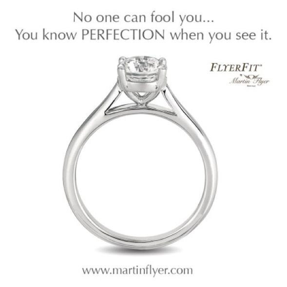 Tie The Knot With A Martin Flyer Engagement Ring