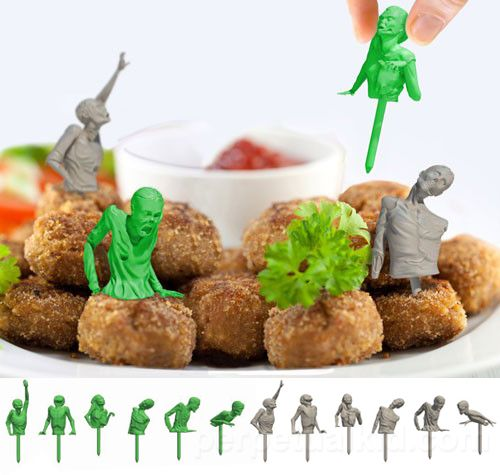 FOOD ZOMBIES - PARTY PICKS