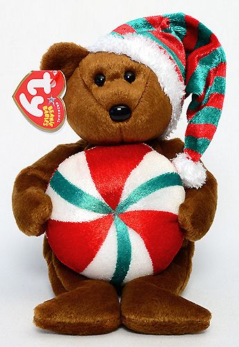 Yummy - Bear - Ty Beanie Babies