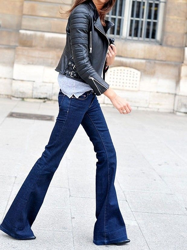 Five Ways To Wear Your Flared Jeans - Busbee Style | Erin Busbee, San Antonio Fashion Blogger