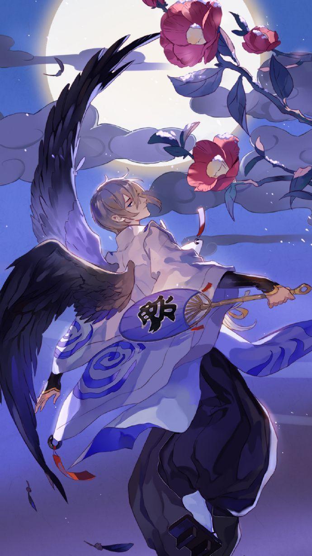 171 Best Onmyoji Images On Pinterest Character Design Character Anime Art Anime Anime Boy