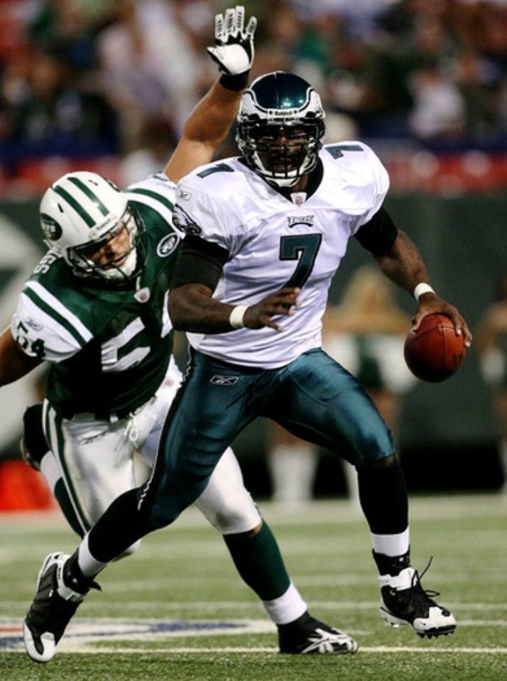 Michael Vick Michaelvick Vick V7 Nfl Eagles Michael Vick Nfl Nfl Players