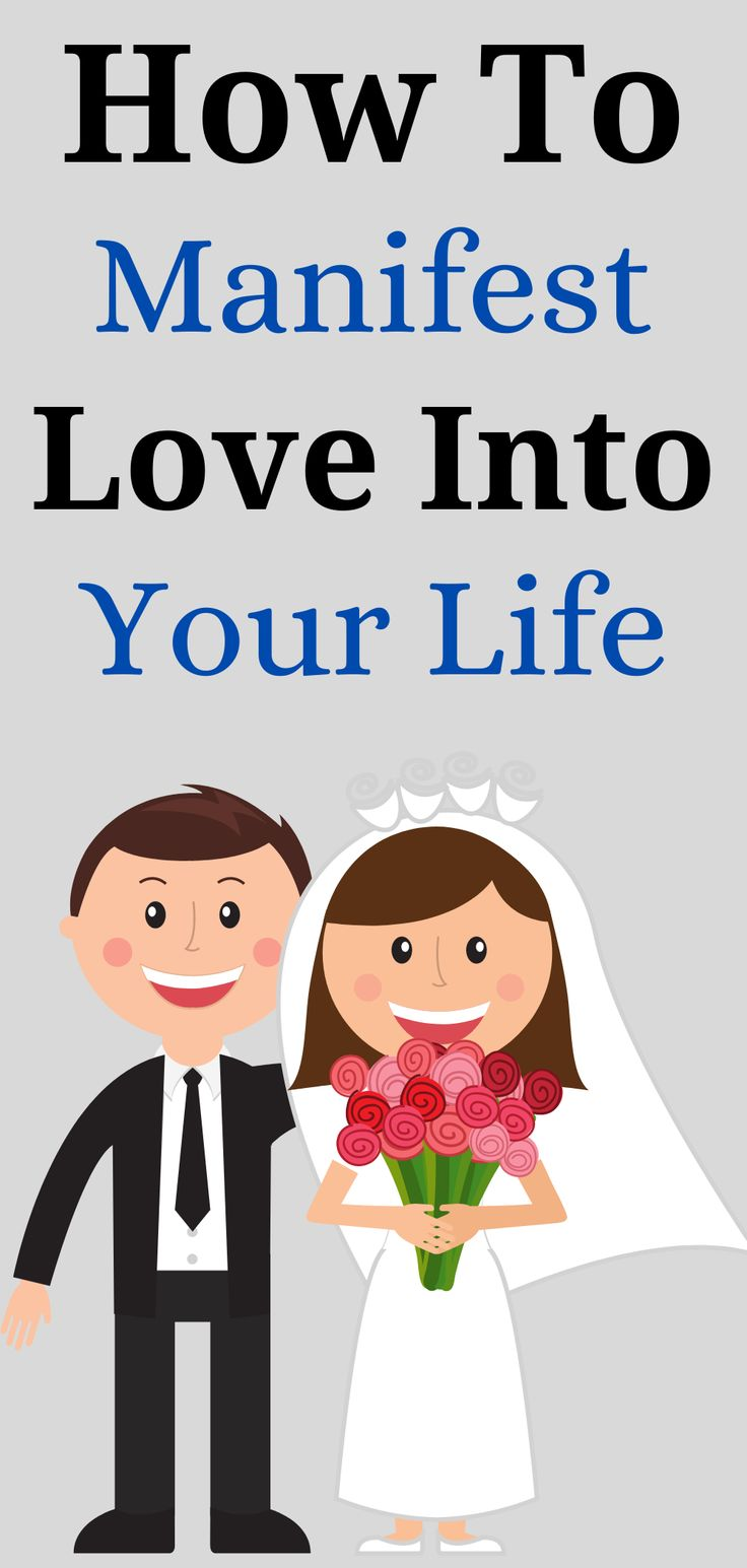 How To Manifest Love 6 Proven Tricks in 2020 How to