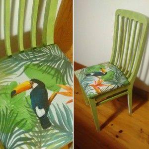 REVIVAL | Cadeira Tropicália | 95€