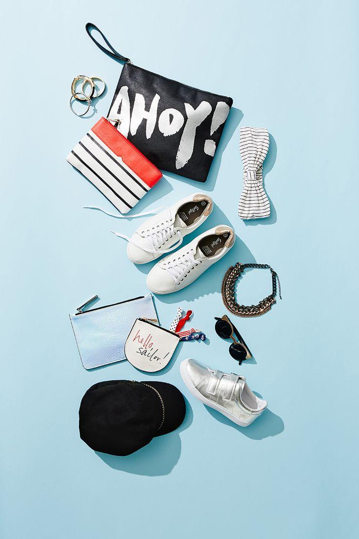 Master the maritime trend with all-new accessories: http://sportsgirl.in/1SzuK6f #sportsgirl #martime #nautical #accessories