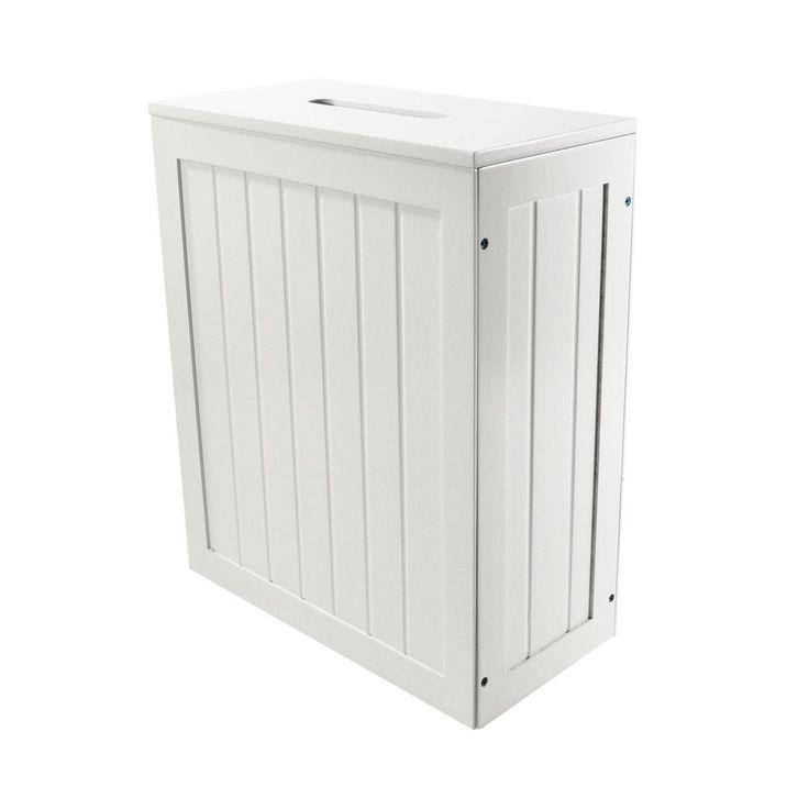 Slimline Bathroom Storage Unit