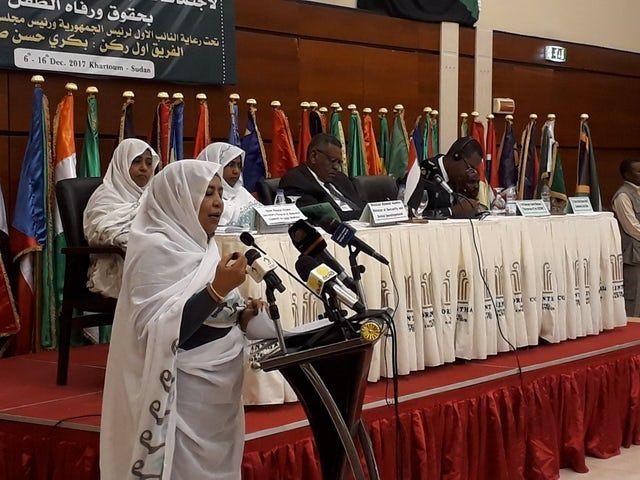 Julio Savi   Ufficio stampa          KHARTOUM, Sudan — Alcuni leader africani, che hanno a cuore le condizioni dei bambini nel continente...