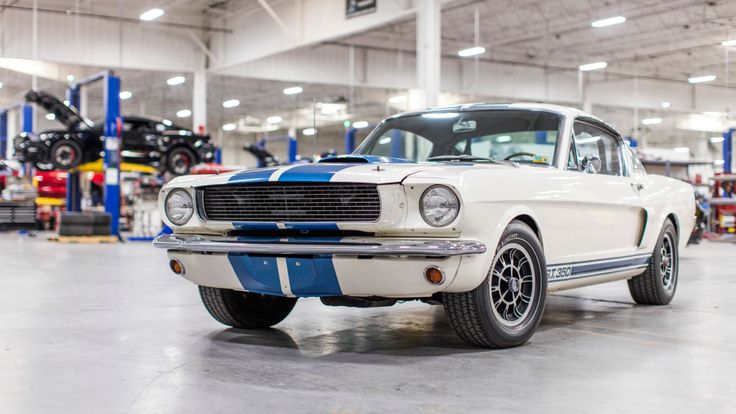 A Mustang from Carroll Shelby's Own Stable to Star at Scottsdale Sale