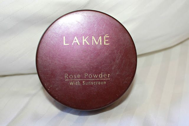 LAKME Rose Powder with Sunscreen- Warm Pink Review #LAKME #RosePowder #Sunscreen #WarmPink #Review     @lak