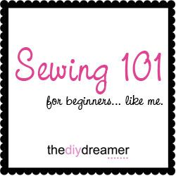 Guide for beginners, like me. she included everything I believe is essential to start sewing from a sewing dictionary, threading a machine, t...
