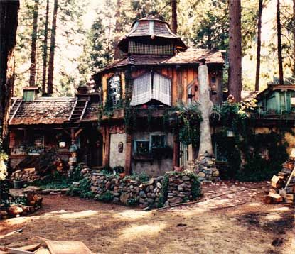 Cookie hill was hidden away in the little sierra town of for Storybookhomes com