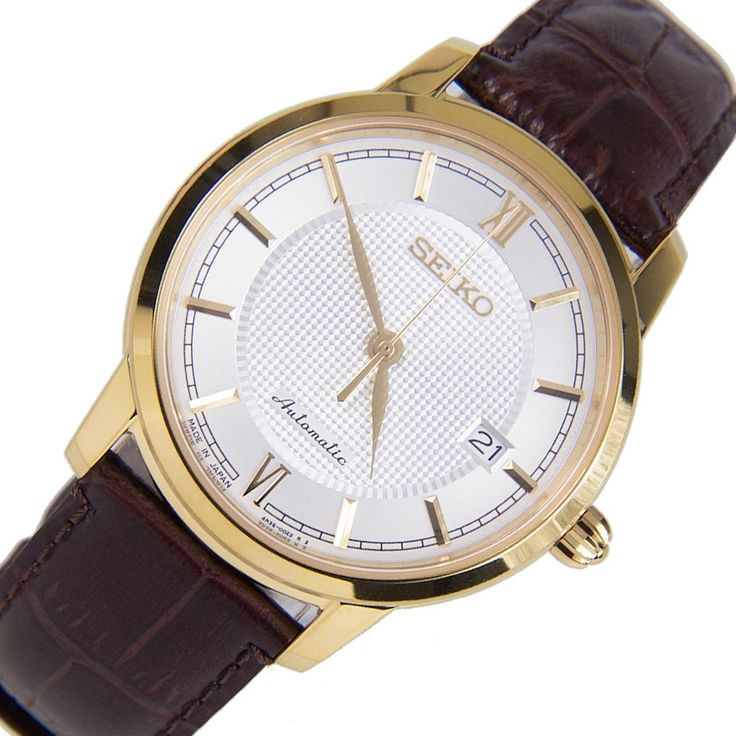 A-Watches.com - SRPA14 SRPA14J1 Seiko Analog Presage Gold Tone Stainless Steel Case Date 100m Casual Gents Watch, $267.00 (https://www.a-watches.com/srpa14-srpa14j1-seiko-analog-presage-gold-tone-stainless-steel-case-date-100m-casual-gents-watch/)