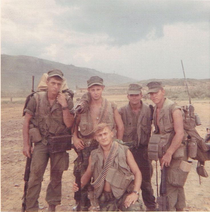 Operation In Quang Tri From Feb 28 1969 March 6 1969 Hill