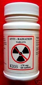 All-Natural Defenses Against Radiation Poisoning | Preparedness Pro. We keep these on hand just in case as we're near a nuclear plant.