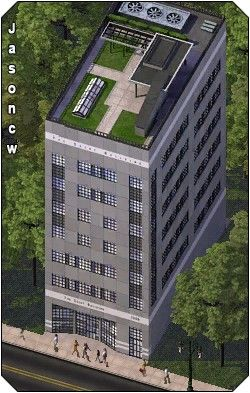 The Sojot Building - SimCity 4 Buildings - Simtropolis
