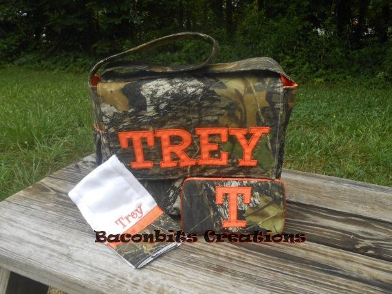 Hey, I found this really awesome Etsy listing at https://www.etsy.com/listing/112810384/camo-diaper-bag-set-with-wipe-box-and