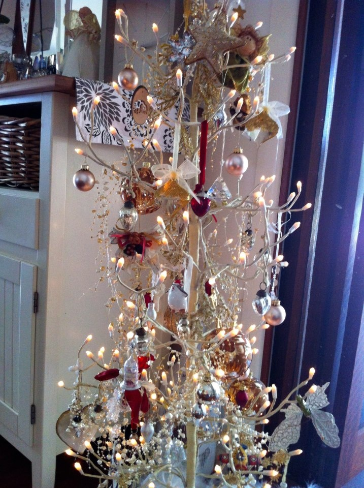 Small christmas tree 2012 - by Desleigh~downunder~Australia