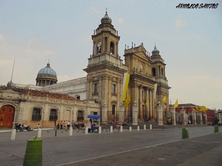 La Catedral Metropolitana de la Ciudad de Guatemala | Solo lo mejor de Guatemala