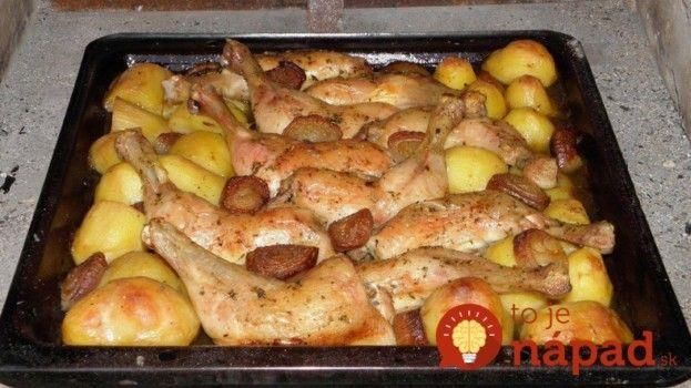 Večera šikovnej gazdinky: Luxusné jedlo pripravíte skôr, ako skončí reklama!