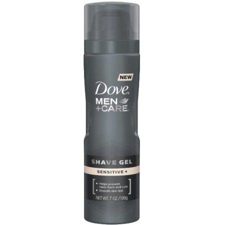 Dove Men + Care Shave Gel Sensitive 7 oz (Pack of 4)