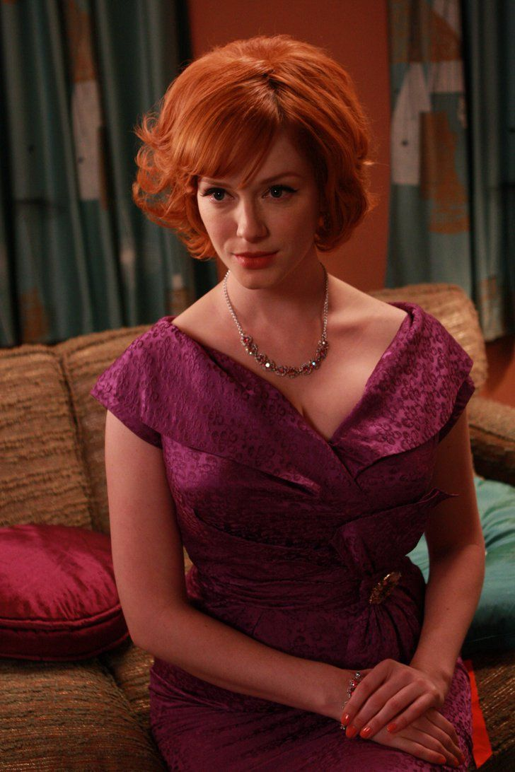 Pin for Later: The Bold Costumes on Mad Men Are the Reason Why We Already Miss the Show Season 2 Joan Holloway