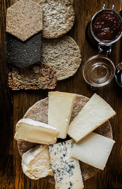The eclectic cheeseboard at Geoffrey Smeddle's The Peat Inn is an homage to the fantastic varieties found throughout Scotland. We take a look at twenty-five of the best varieties, perfect for serving on Burns Night.