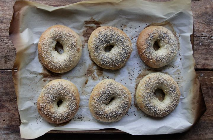 Recipes Worth Trying: Peter Reinhart's Bagels