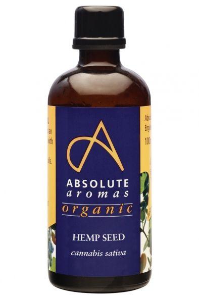 Absolute Aromas-Óleo biológico de Cânhamo | Círculo Bio - Loja Produtos Naturais e Cosmética Biológica