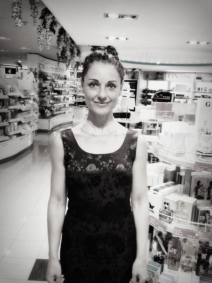 Andrea Gerak Blog : Andrea's Beauty Secret #1