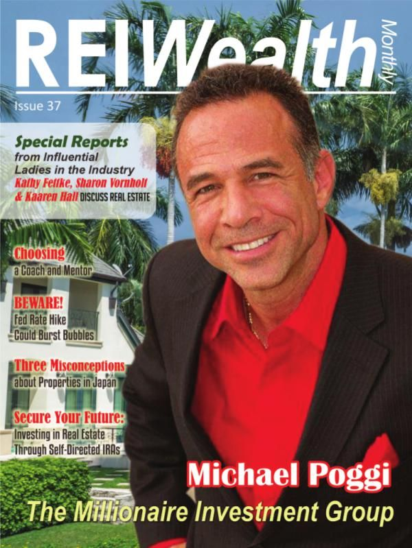 In this issue, you will learn how to investigate 6 new lead sources for your real estate business, how artificial intelligence automates real estate finding, how savvy investors earn up to 24% on government tax lien certificates, how to choose a coach and mentor, how to secure your future by investing in real estate through self-directed IRAs, how to hire and manage property managers, and a whole lot more!
