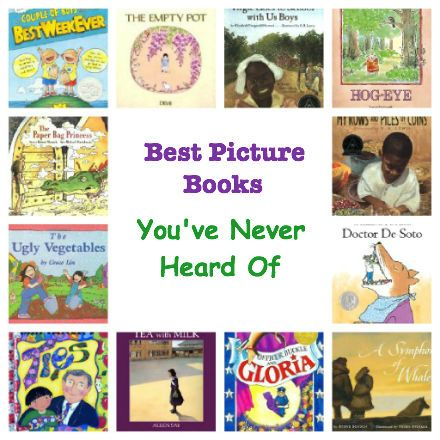 My favorite picture books (that you might not have heard of) :: PragmaticMom