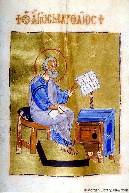 Lectionary, MS M.647 fol. 79v - Images from Medieval and Renaissance Manuscripts…