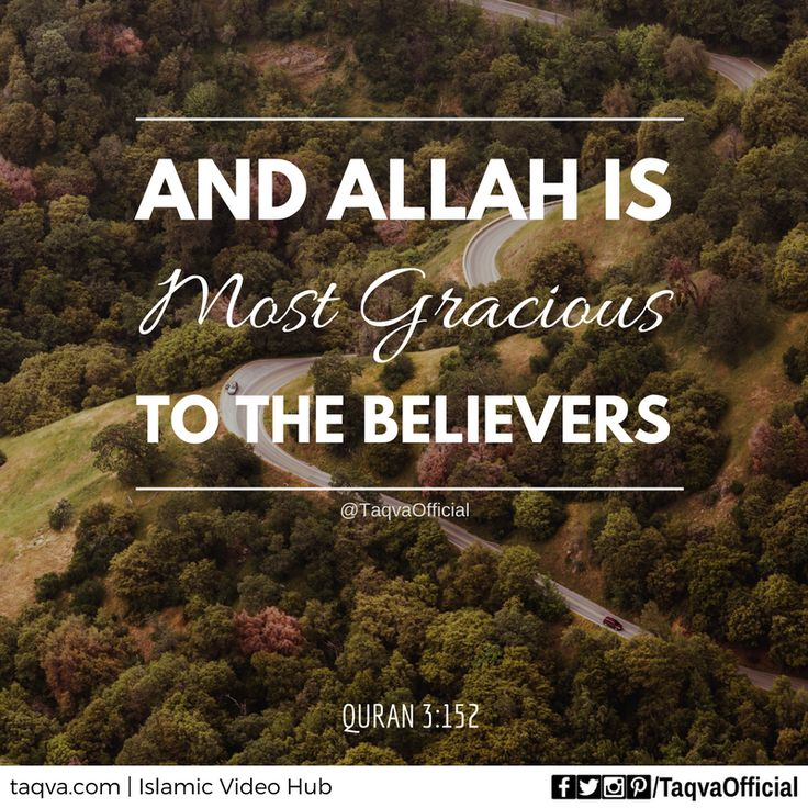 """And #Allah is Most #Gracious to the #believers."" #Quran 3:152 ___________________________ #islam #islamic #reminder #quote #quotes #quranic #verse #quranicquote #islamicreminder #alhamdulillah #subhanallah #allahuakbar #iman #faith #belief #truth #muslim #ummah #muslimah #life #salah #pray #hope #obey #sunnah #God #taqva"