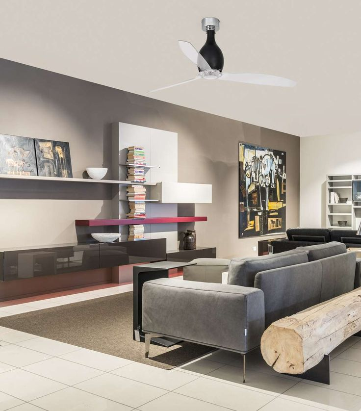 Ventilateur plafond design