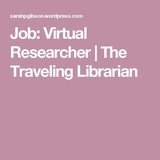 Best 25+ Librarian job description ideas on Pinterest Librarians - sample medical librarian resume