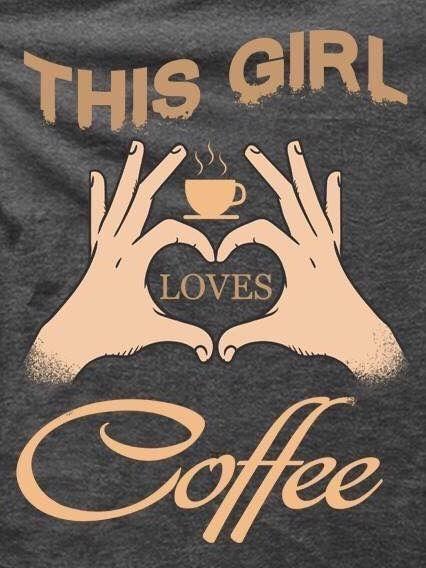 this girl loves coffee #coffee #coffeetime #coffeepics ... #coffeeTime