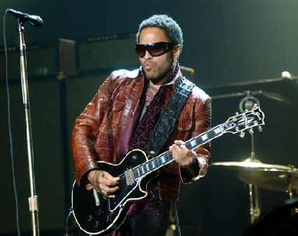 41 best music images on pinterest music musicians and for Lenny kravitz gibson