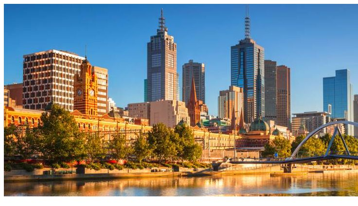 From The City of Melbourne's Open Data Platform
