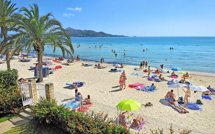 Rejs på familieferie til Mallorca. www.apollorejser.dk/rejser/europa/spanien/mallorca