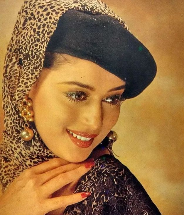 Beautiful Madhuri Dixit