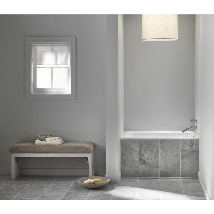 Drain Acrylic Soaking Tub In White K 1490 X 0 At The
