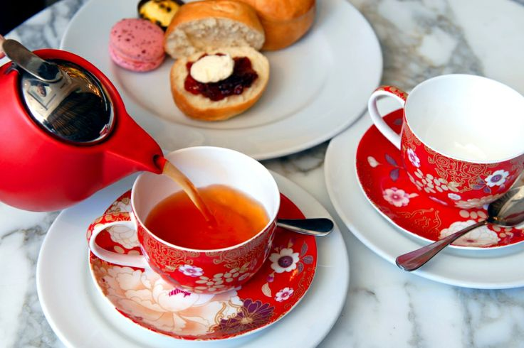 Tea with a twist and a spoonful of Luxury… introducing Emporium's new High Tea menus! Available daily.   #hightea #brisbane #luxury   #emporiumhotel