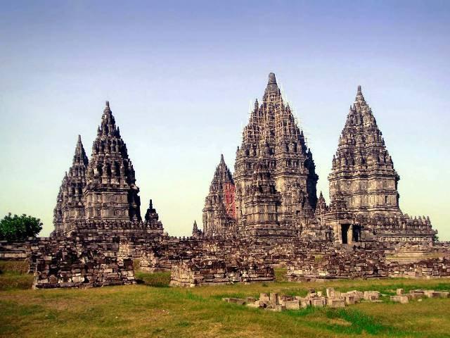 Prambanan Temples  Indonesia #Travel