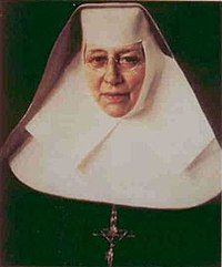 Feast of Katharine Drexel In 1891, she and thirteen companions became the first Sisters of the Blessed Sacrament. Establishing numerous missions and schools for Native Americans and African Americans.Canonized in 2000, she is the patron of home missions. #SaintoftheDay