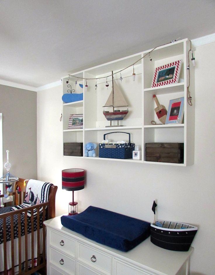 225 Best Nautical Nursery Images On Pinterest Baby Room