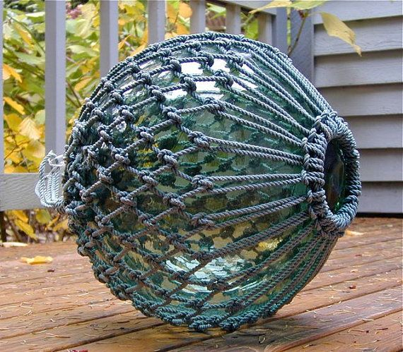 177 best Glass Fishing Floats images on Pinterest