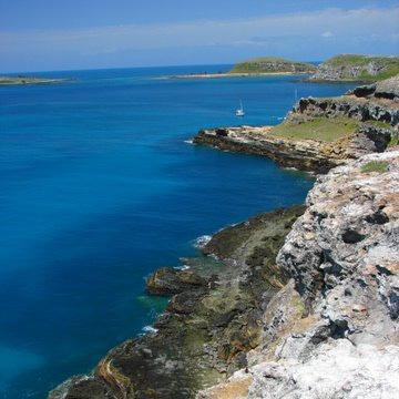Arquipélago de Abrolhos (Abrolhos Archipelago), Bahia, Brazil.