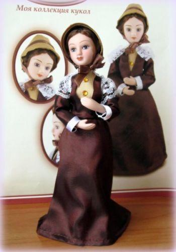 Rachel-Verinder-The-Moonstone-DeAgostini-porcelain-doll