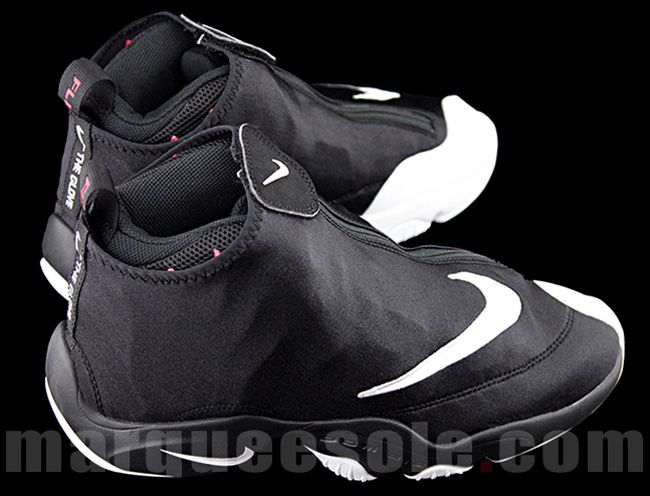 Nike Air Zoom Flight The Glove | Black, White & Red
